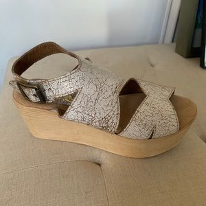 New-Sbicca Wedge Shoe Vintage Collection